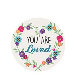 Carson Home Accents Car Coaster - You Are Loved