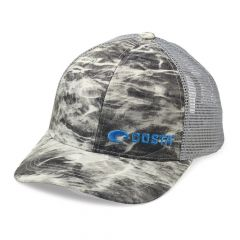Costa Mossy Oak Elements Hat Gray