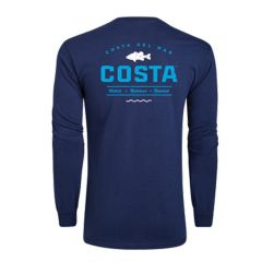 Costa Del Mar Men's Topwater Long Sleeve