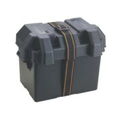 Attwood Marine Vented Marine Battery Box - 24 Series