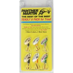 Panther Martin Best of the Best 6pk