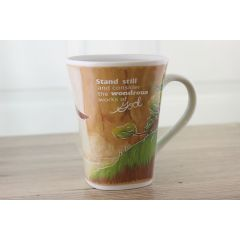 Ollee Bee Color Changing Porcelain Story Mug - Wondrous