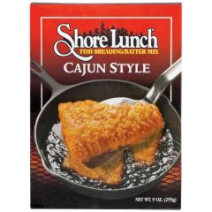 SporRecipe Cajun Shore Lunch 9 oz.