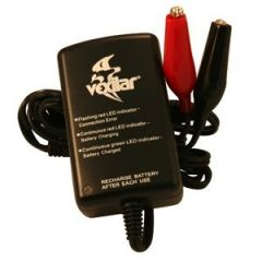Vexilar V-410 Charge - 1 Amp Digital Automatic Charger