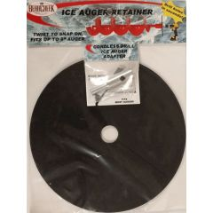 Bear Creek Ice Auger Retainer & Cordless Drill Adapter