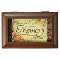 Carson Home Accents Music Box - When Someone You Love Becomes A Memory