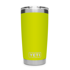 Yeti Rambler 20 oz. Tumbler with Magslider Lid - Chartreuse