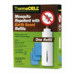 ThermaCELL Mosquito Repellent with Earth Scent Refill