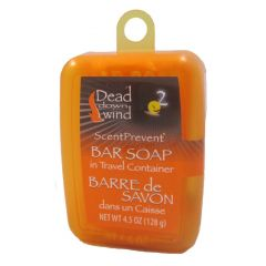 Dead Down Wind Bar Soap with Travel Container