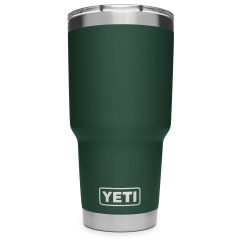 YETI Rambler 30 oz. Tumbler with MagSlider Lid - Northwoods Green