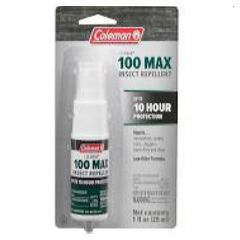 WISCON Coleman Max Insect Repellent 748