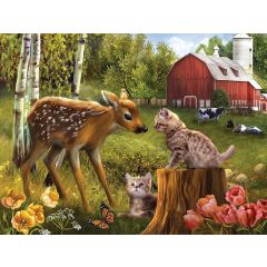 SunsOut Want to be Friends Puzzle