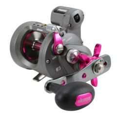 Okuma Cold Water Ladies Edition Line Counter Reel CW-203D