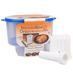 Cook's Choice Breader Bowl w/ Blossom Maker
