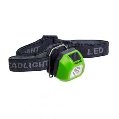 LuxPro Micro High Efficiency LED Headlamp w/ Hat Clip