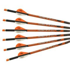 Ravin Arrows .003 6 Pack Orange