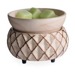Candle Warmers Lattice 2-in-1 Fragrance Warmer