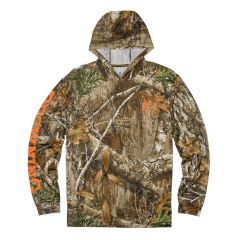 Browning Hooded Long Sleeve Sun Shirt