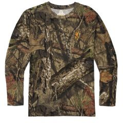 Browning Wasatch-CB Long Sleeve T-Shirt
