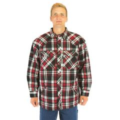 Five Brother Quilt Lined Snap 9oz Flannel Jacket