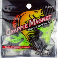 Crappie Magnet 15pc Body Pack