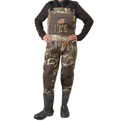 Caddis DuraBreathable Hybrid Womens Wader with 1200 Gram Boots