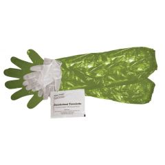 HME Game Cleaning Gloves 4 Pack