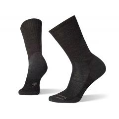 Smartwool Men's Heathered Rib Socks Charcoal