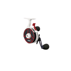 13 Fishing Black Betty FreeFall Ghost Patriot Edition Inline Ice Reel