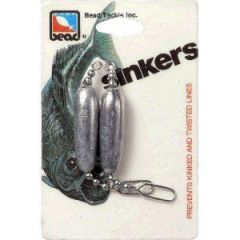 Bead Tackle Trolling Sinkers With Chain