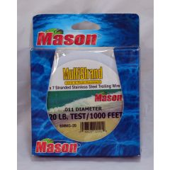 Mason Tackle Multistrand Leader Wire