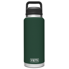 Yeti Rambler 36 oz. Bottle with Chug Cap - Northwoods Green
