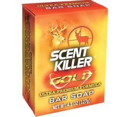 Wildlife Research Scent Killer Gold Bar Soap Peggable