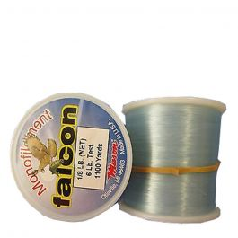 Mason Tackle Falcon Mono-30# 1/8 Spool