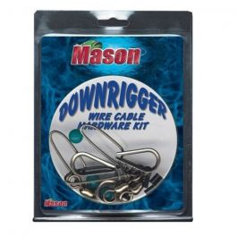 Mason Tackle DR Wire Cable Hardware Kit