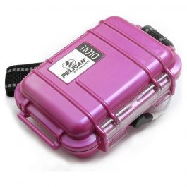 Pelican i1010 Waterproof Case for iPod, iPod Pink