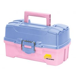 Plano 2 Tray Tackle Box-PeriwinklePk