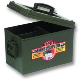 Action Field/Utility Box-Green