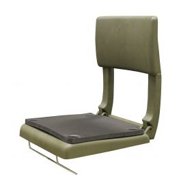 Action Canoe Seat Green