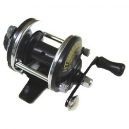 HT Enterprises Deluxe Mini Baitcast Reel