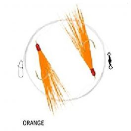 Apex Maraflash Perch Rig Orange