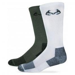 Youth Realtree Insect Shield Crew Sock