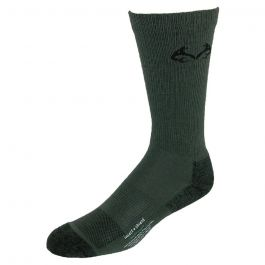 Carolina Hosiery Mills Realtree Insect Shield Sock Olive L