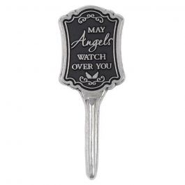 Carson May Angels Watch Over You Plant Pick