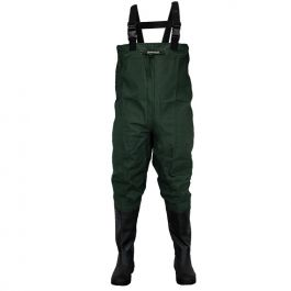 Compass 360 Oxbow 2-Ply Rubber Clt Chest Wader