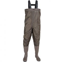 COMPASS 360 Men's Windward PVC Bootfoot Chest Wader