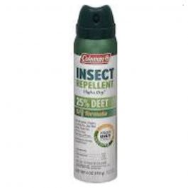 Coleman Insect Repellent