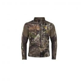 Scent Lok Baselayers Amp Midweight Top Realtree Edge Extra Large