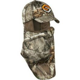 Scent Lok Savanna Lightweight Ultimate Headcover Realtree Edge One Size