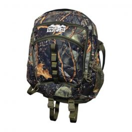 World Famous Sports Deluxe Quiet 1900 Day Pack Burly Tan